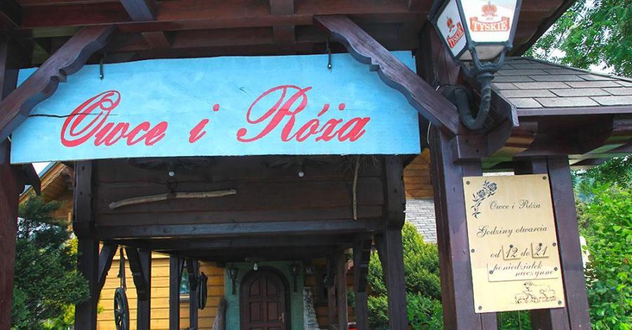 Restauracja Owce i Róża w Brennej - zdjęcie