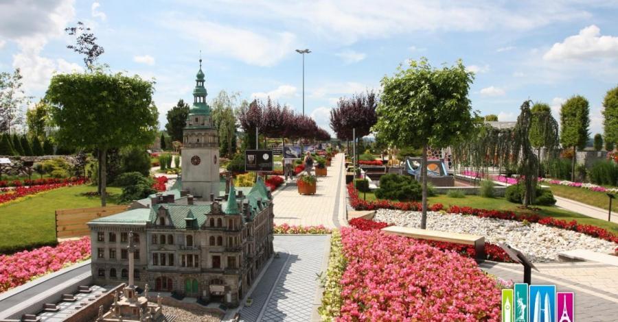 Mini Euroland w Kłodzku - zdjęcie