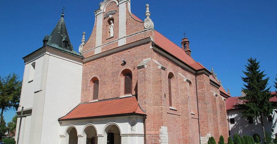 Kościół Św. Stanisława w Nowym Korczynie - zdjęcie