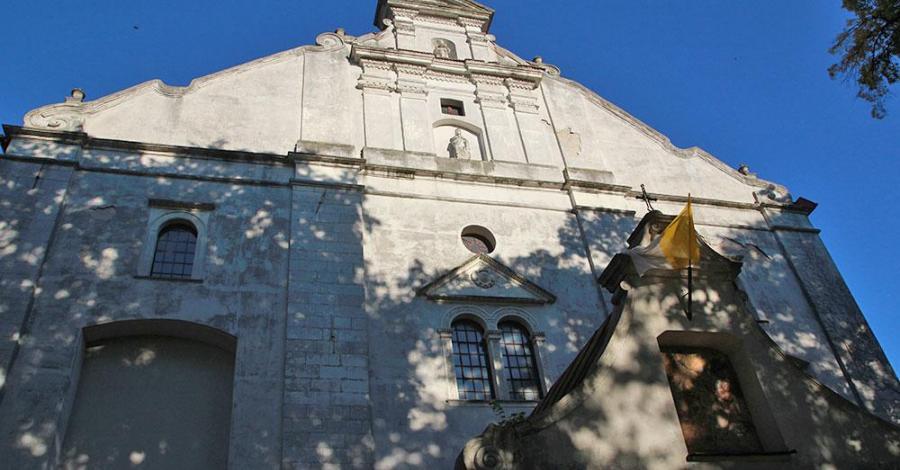 Sanktuarium MB Mirowskiej w Pińczowie - zdjęcie