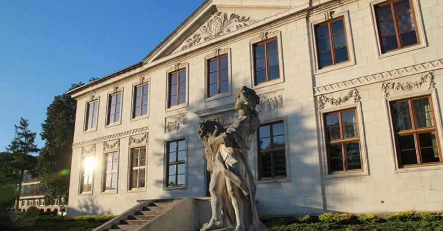 Pałac Wielopolskich w Pińczowie - zdjęcie