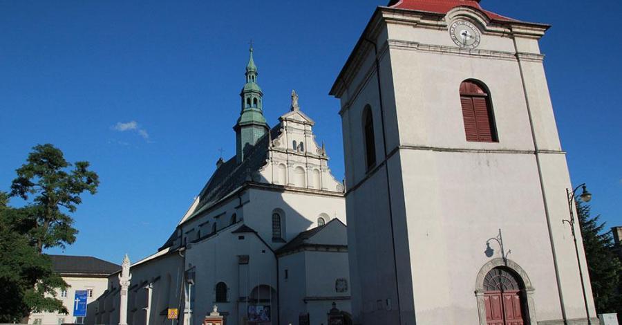 Kościół Św. Jana w Pińczowie - zdjęcie