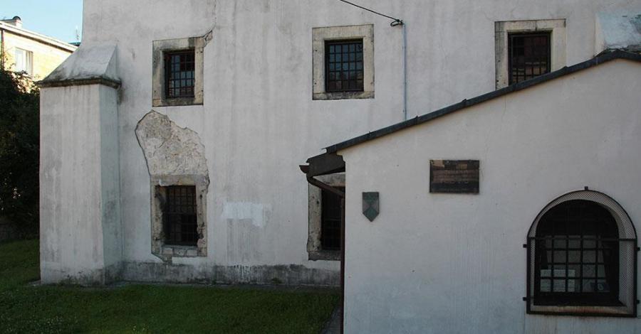 Stara Synagoga w Pińczowie - zdjęcie