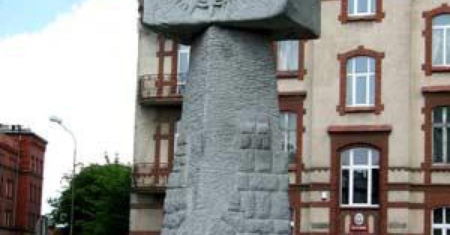 Pomnik Millenium w Zgorzelcu - zdjęcie
