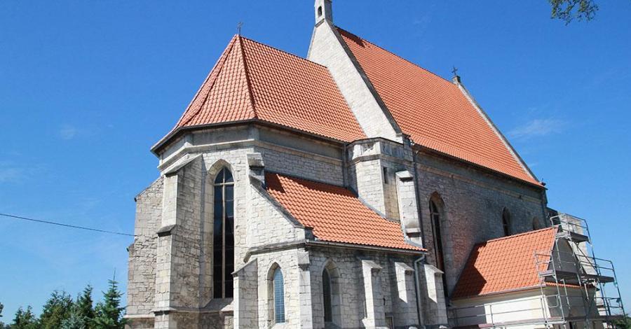 Kościół w Stopnicy - zdjęcie