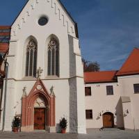 Kaplica gotycka na zamku