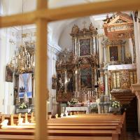 Tworków kościół