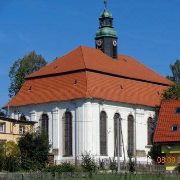 Kościół NMP Nieustającej Pomocy w Siedlęcinie