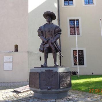 Pomnik Bogusława X w Słupsku