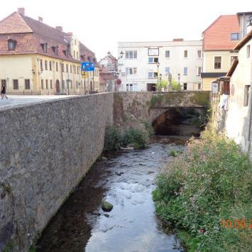 Potok Jedlica