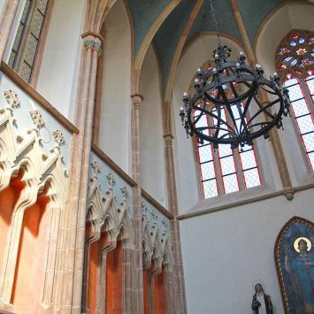 Kaplica zamkowa w Raciborzu - zdjęcie
