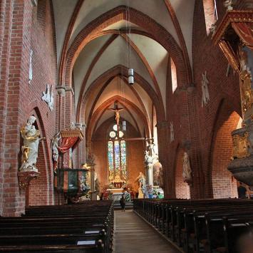 Sanktuarium w Rudach - zdjęcie