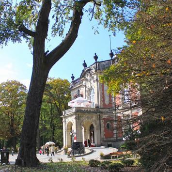 Pałac w Świerklańcu - zdjęcie