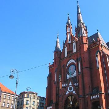 Kościół Aniołów Stróżów w Wałbrzychu