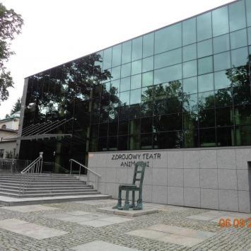 Zdrojowy Teatr Animacji w Cieplicach