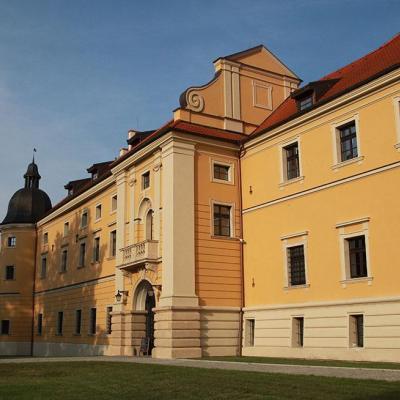 Klasztor w Rudach