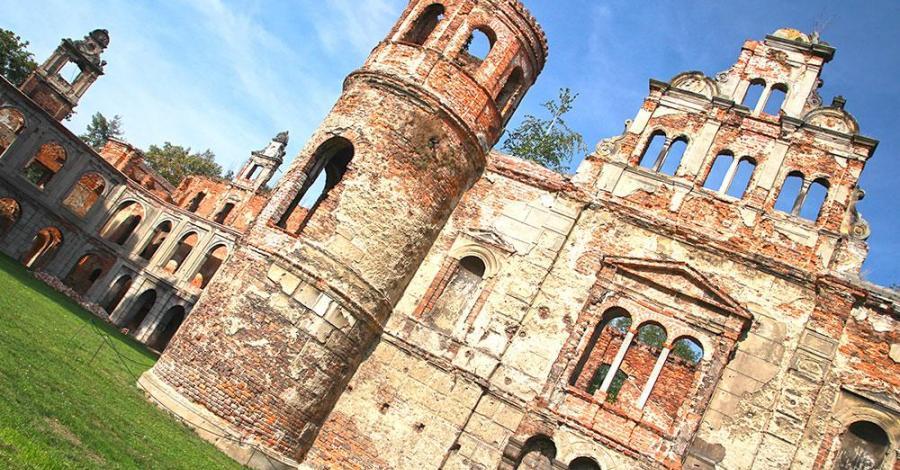 Zamek w Raciborzu i ruiny zamku w Tworkowie - zdjęcie