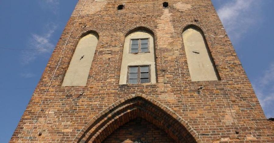 Brama Kwidzyńska w Prabutach - zdjęcie