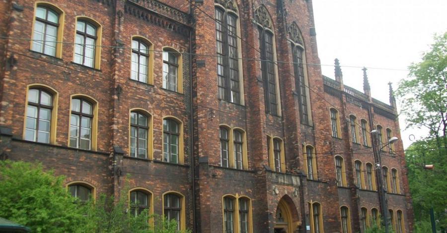 Budynek Szkoły Muzycznej w Bytomiu - zdjęcie