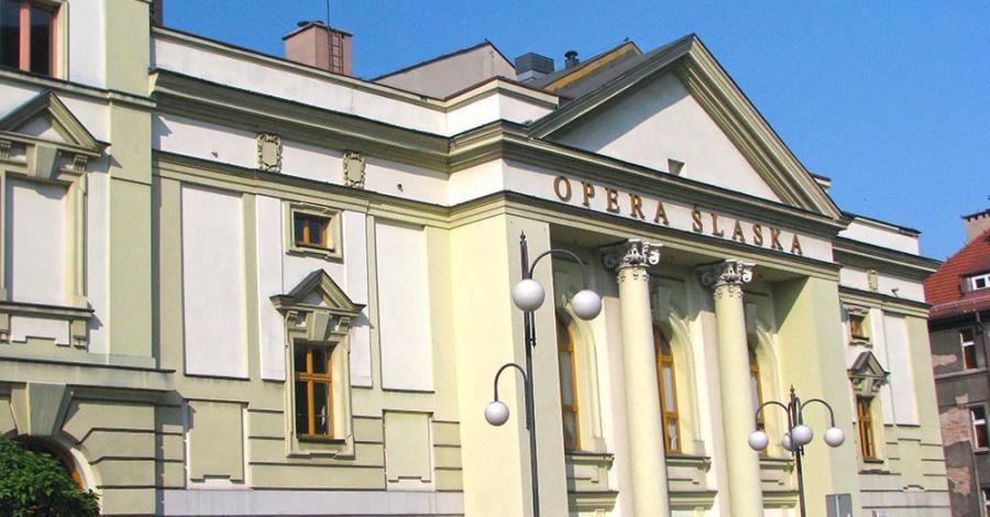 Opera w Bytomiu - zdjęcie