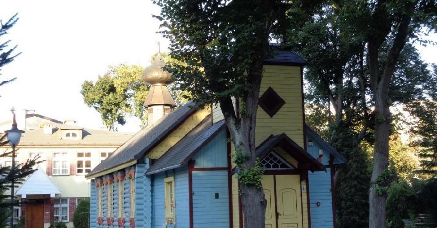 Cerkiew Św. Michała Archanioła w Ciechocinku - zdjęcie