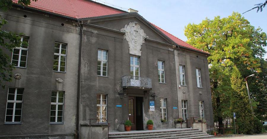 Pałac w Gorzycach - zdjęcie