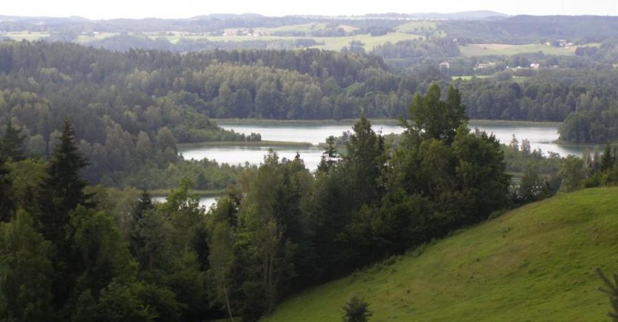 Jezioro Jaczno - zdjęcie