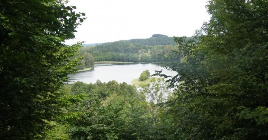 Jezioro Szurpiły - zdjęcie