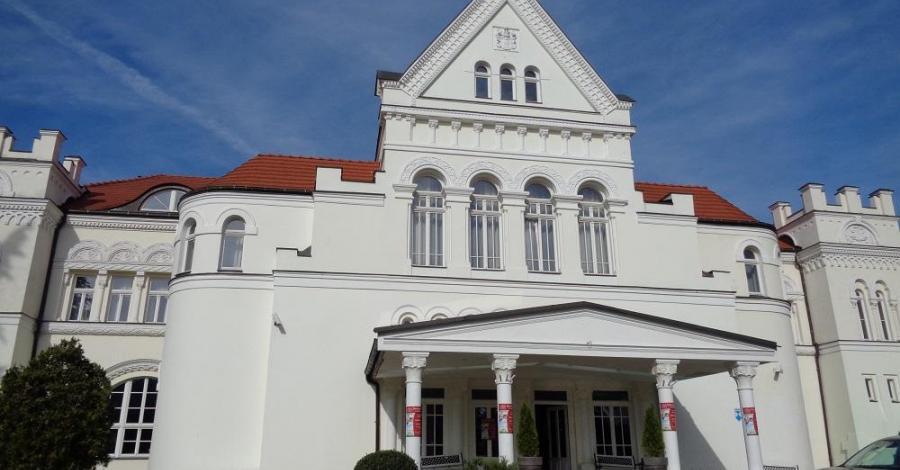 Łazienki II w Ciechocinku - zdjęcie