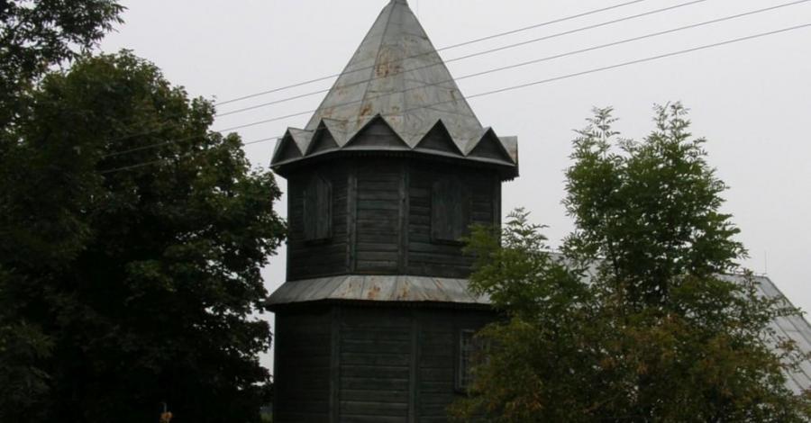 Molenna staroobrzędowców w Wodziłkach - zdjęcie