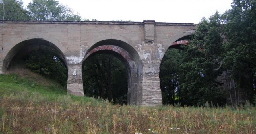 Wiadukt i mosty w Kiepojciach - zdjęcie