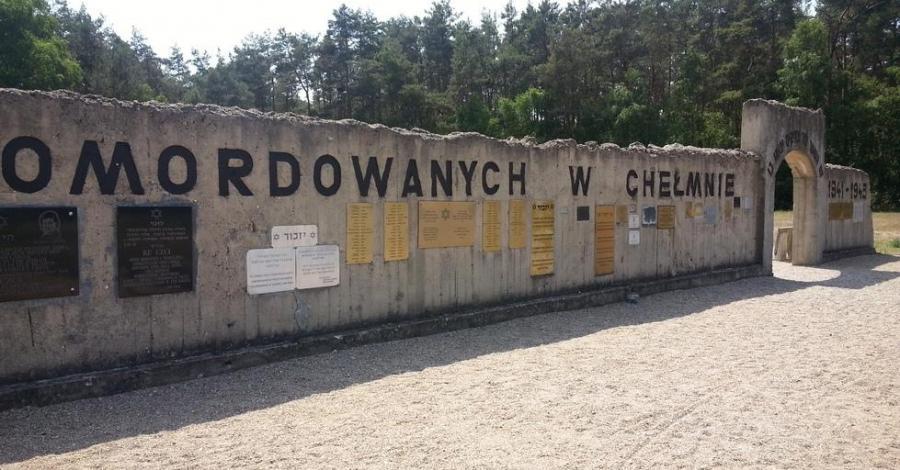 Muzeum byłego niemieckiego Obozu Zagłady Kulmhof w Chełmnie nad Nerem - zdjęcie