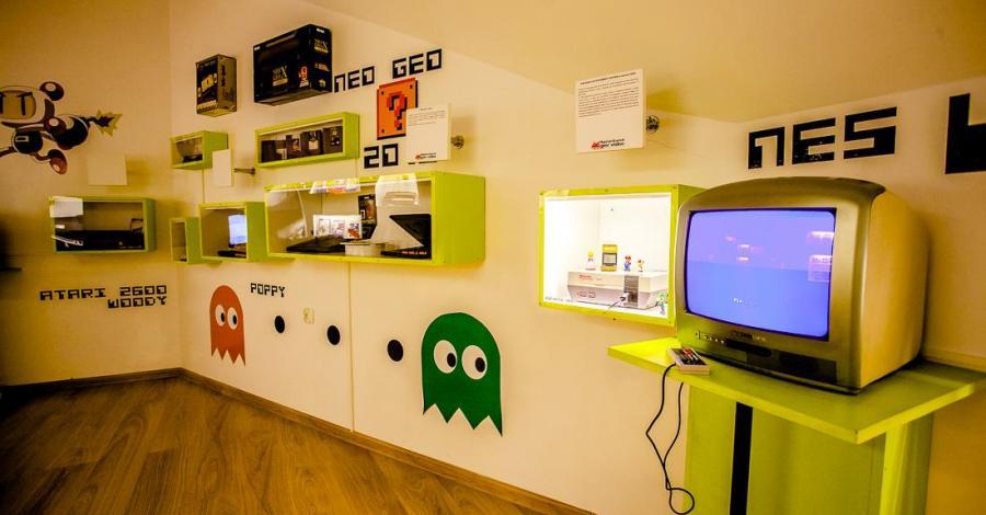 Muzeum Konsol Gier Video w Karpaczu - zdjęcie