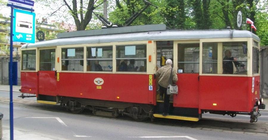 Najstarsza linia tramwajowa w Polsce - zdjęcie