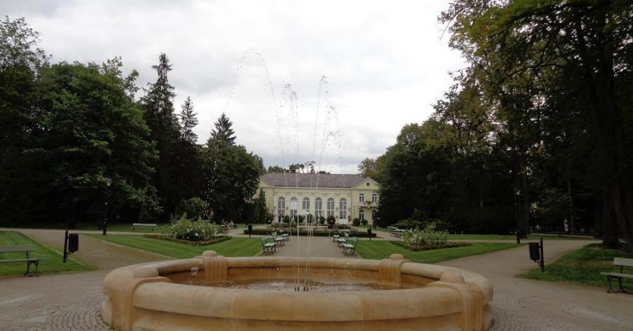 Park Zdrojowy w Cieplicach - zdjęcie