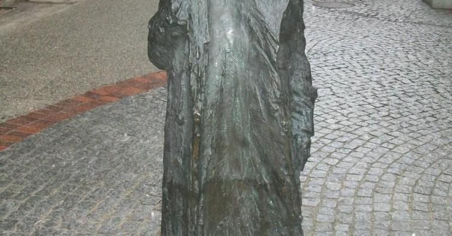 Pomnik Świetlika w Bytomiu - zdjęcie