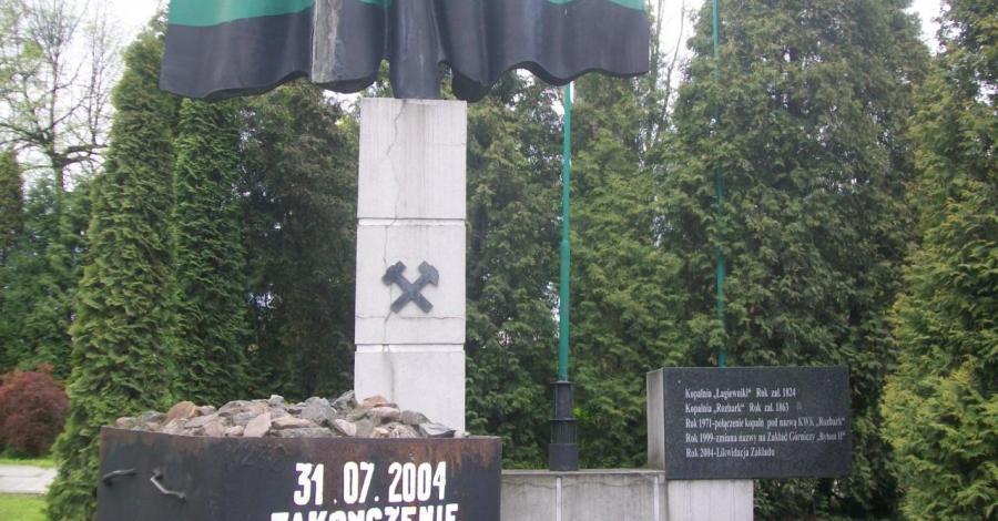 Pomnik Kopalni Rozbark w Bytomiu - zdjęcie