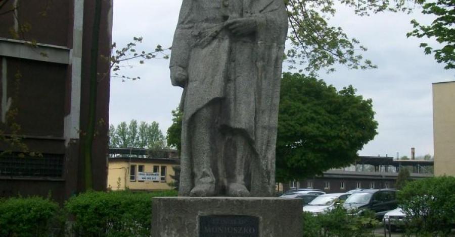 Pomnik Moniuszki w Bytomiu - zdjęcie