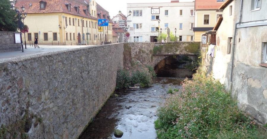 Potok Jedlica - zdjęcie