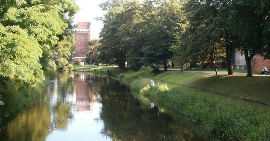 Rzeka Słupia - zdjęcie