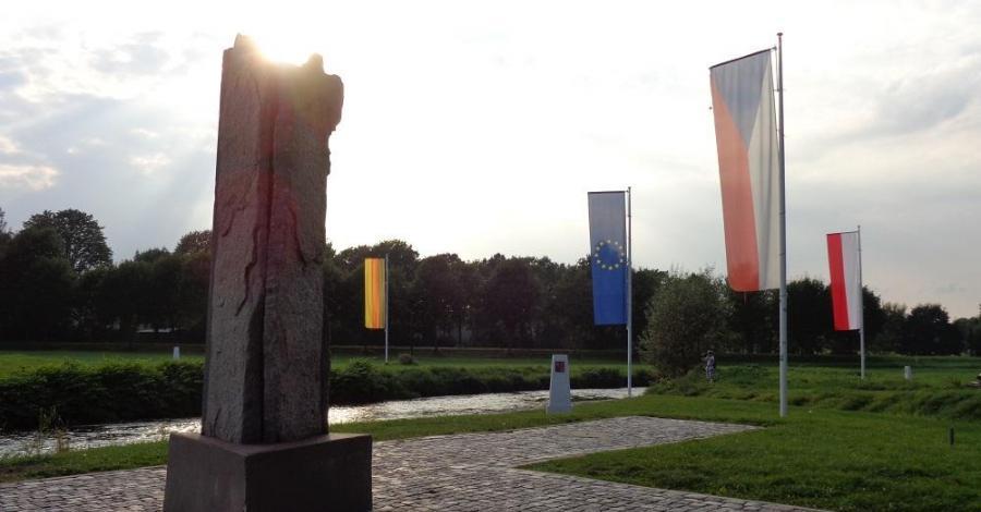 Trójstyk Polska - Niemcy - Czechy - zdjęcie