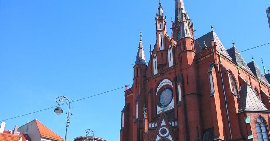 Kościół Aniołów Stróżów w Wałbrzychu - zdjęcie