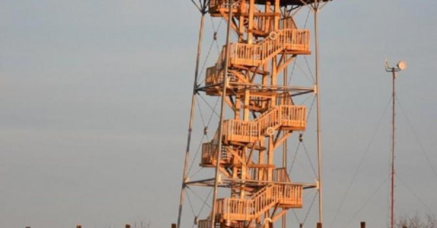 Wieża widokowa Paprotnia - zdjęcie