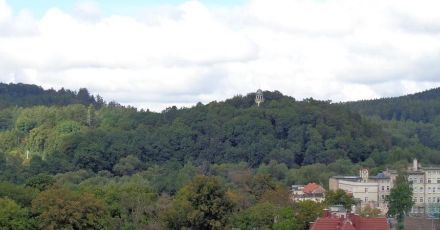 Wzgórze Krzywoustego w Jeleniej Górze - zdjęcie