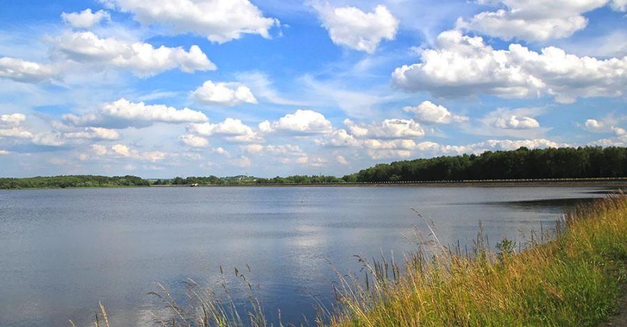 Zbiornik Kozłowa Góra - zdjęcie