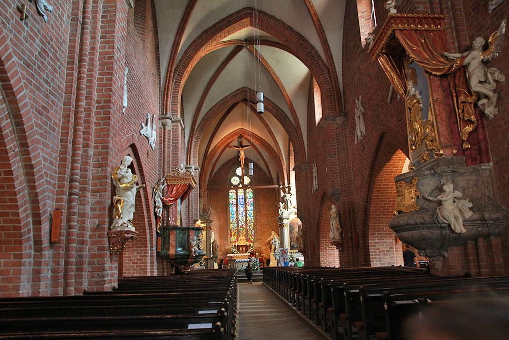 Sanktuarium w Rudach