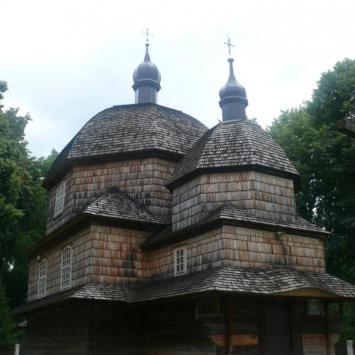 Cerkiew Św. Mikołaja w Hrebennem - zdjęcie