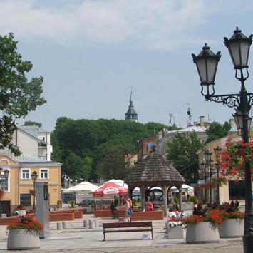 Rynek w Chełmie