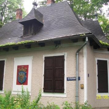 Dom Ogrodnika w Pszczynie