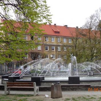 Fontanna Grassowska w Gdańsku